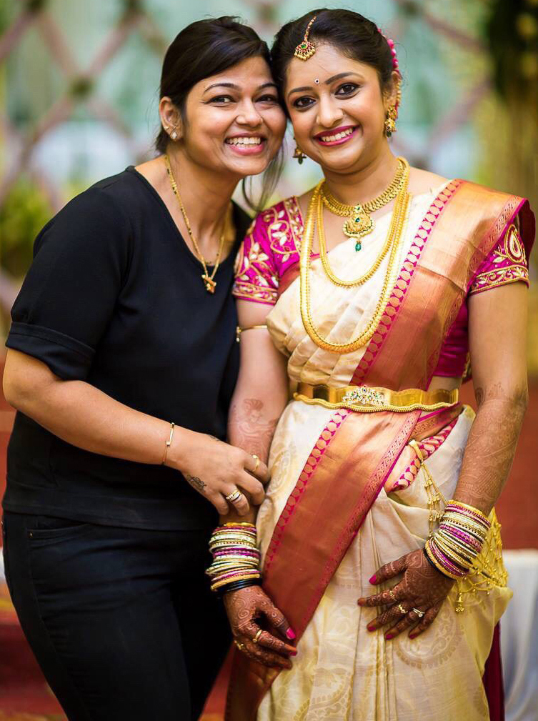 Makeup Artist Vijetha Anand,Bridal Make over,Makeup Artist,Bridal Makeup,Bridal Makeup Artist,Best Bridal Makeup,Professional Makeup Artist,Bridal Studio,Top 10 Bridal Makeup Artist in Bangalore